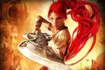 Heavenly Sword - artwork