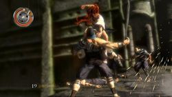 Heavenly sword image 6