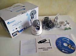 Heden Vision Cam HD motorisée