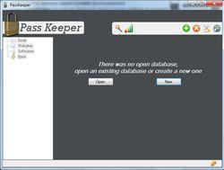 Hekasoft PassKeeper screen1