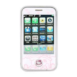 Hello Kitty Phone 3G 168 blanc avant