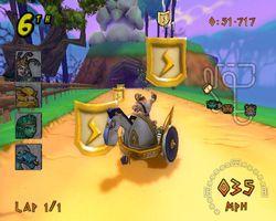 Heracles : Chariot Racing - 1