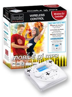 Hercules mobile dj mp3 bo