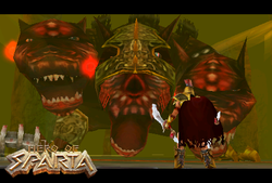 Hero of Sparta 02