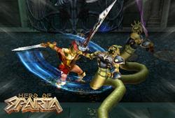 Hero of Sparta 05