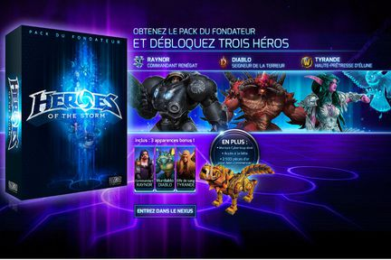 Heroes of the storm beta