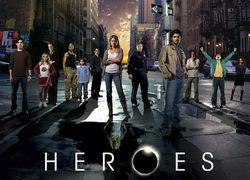 Heroes Serie TV   Logo