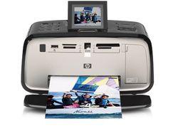 Hewlett Packard Photosmart A717
