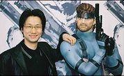 Hideo Kojima   MGS