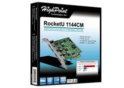 HighPoint Technologies RocketU 1144CM 1