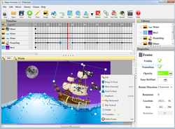Hippo Animator screen2