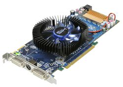HIS ATI Radeon HD 4830 1
