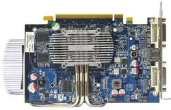 HIS ATI Radeon HD4650 iSilence 4 arri
