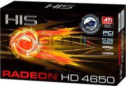 HIS ATI Radeon HD4650 iSilence 4 boite