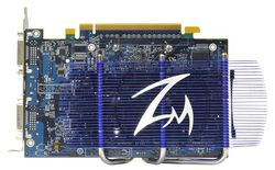 HIS ATI Radeon HD4650 iSilence 4 face