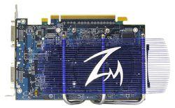HIS ATI Radeon HD4650 iSilence 4 face