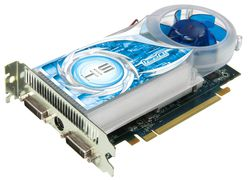 HIS Radeon HD 4670 IceQ Turbo 1