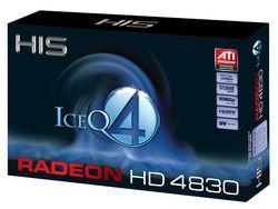 HIS, Radeon HD 4830 IceQ 4 1
