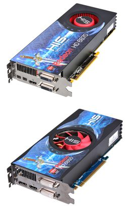 HIS Radeon HD 6870 6850