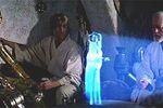 Hologramme Star Wars