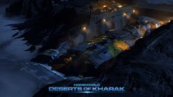 Homeworld - Deserts of Kharak - 1