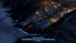 Homeworld - Deserts of Kharak - 1