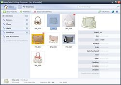 HomyFads Clothing Organizer screen1
