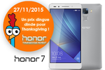 Black Friday : le Honor 7 à seulement 249 € !