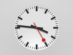 Horloge iOS 6