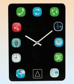 Horloge iPad