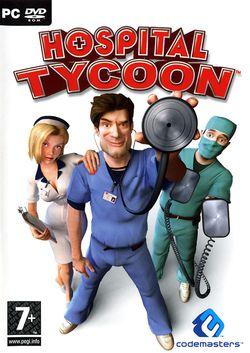 Hospital tycoon packshot jpg