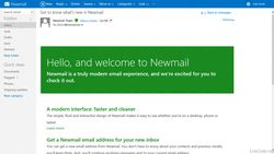 Hotmail-Newmail-Message