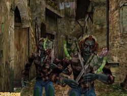 House of the dead 2 3 return image 6