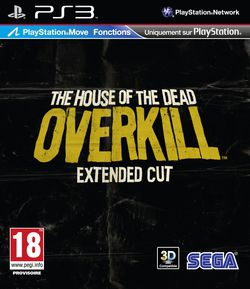 House of the Dead Overkill PS3