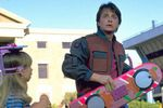 Hoverboard marty mcfly