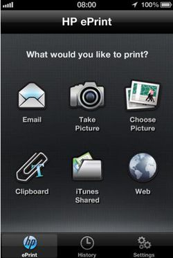 HP ePrint 01