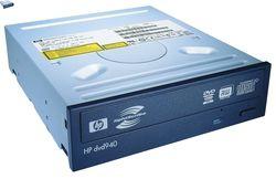 HP LightScribe DVD 940i