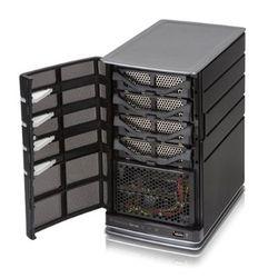 HP MediaSmart ex487 open