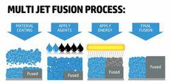 HP multijet fusion imprimante 3D