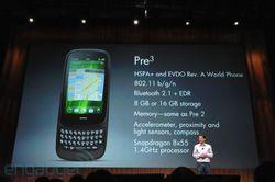HP Palm Pre 3 02