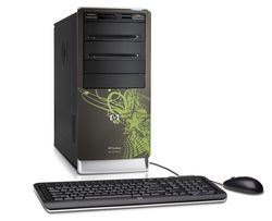 HP Pavilion Verde SE a6645f PC Image