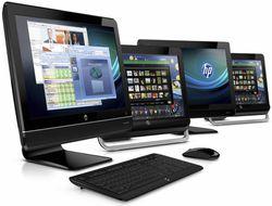 HP - PC tout-en-un - 2