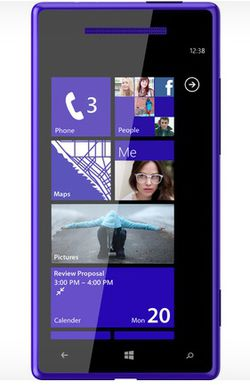 HTC Accord Windows Phone 8