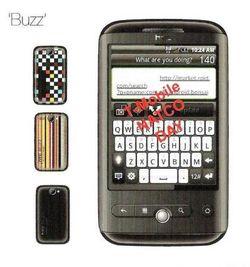 HTC Buzz 01