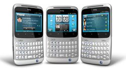HTC ChaCha Facebook