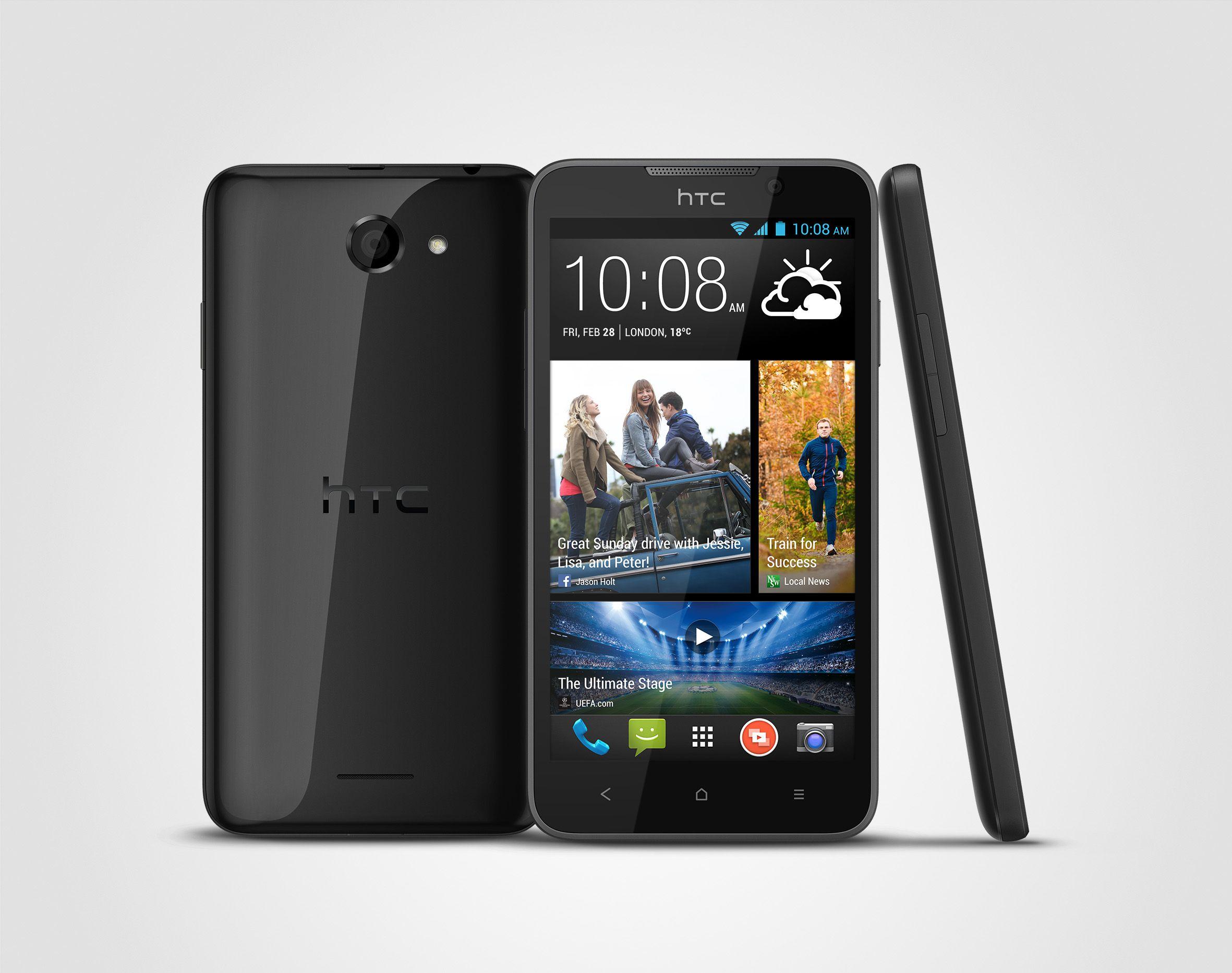 htc desire 516 smartphone android kitkat 5 pouces sous les 200 euros. Black Bedroom Furniture Sets. Home Design Ideas