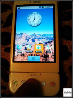 HTC Dream 03