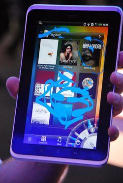 HTC Flyer 05