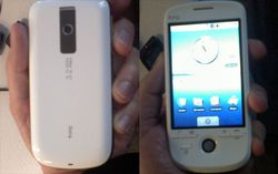 HTC G2 Sapphire Android
