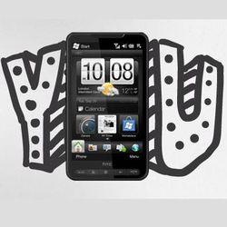 HTC HD2 You logo pro